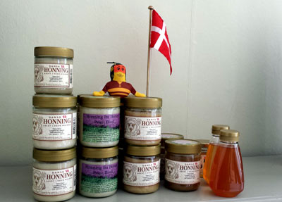 honning salg